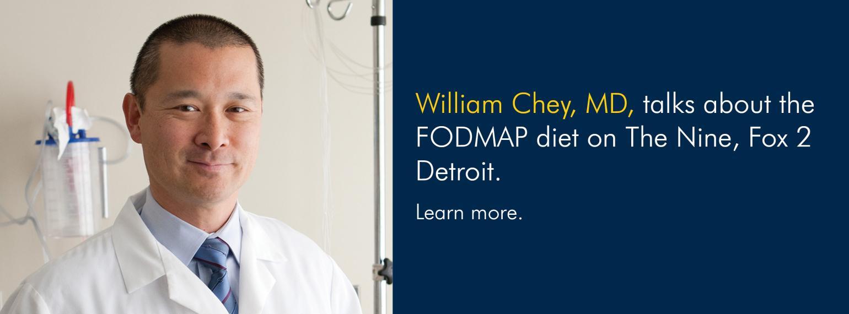 U-M GI William Chey, MD