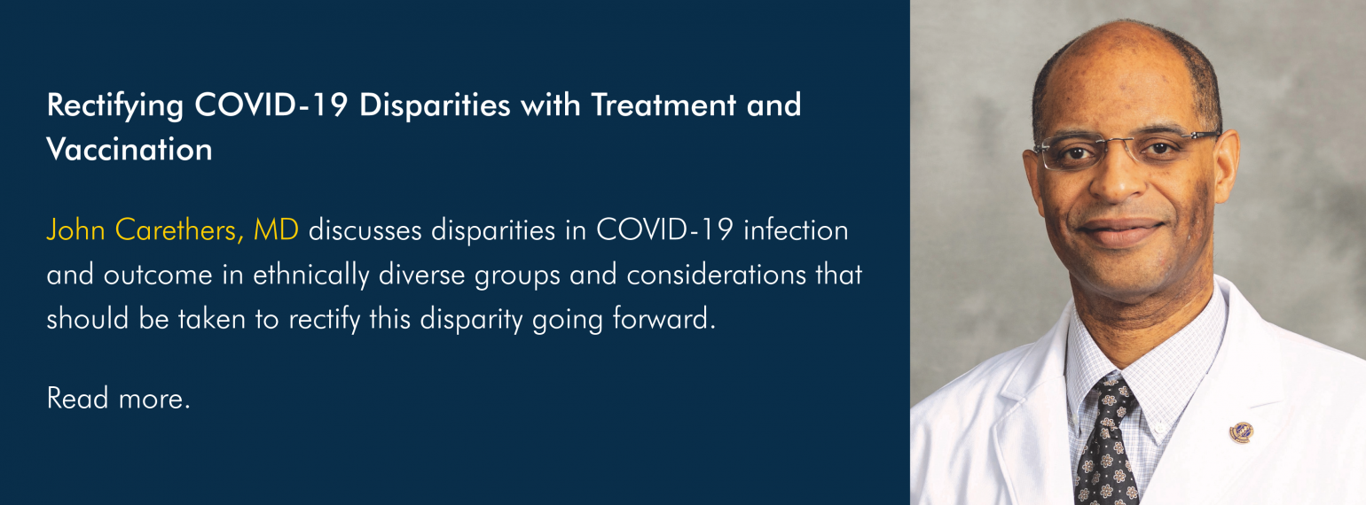 Rectifying COVID-19 Disparities with Treatment and Vaccination