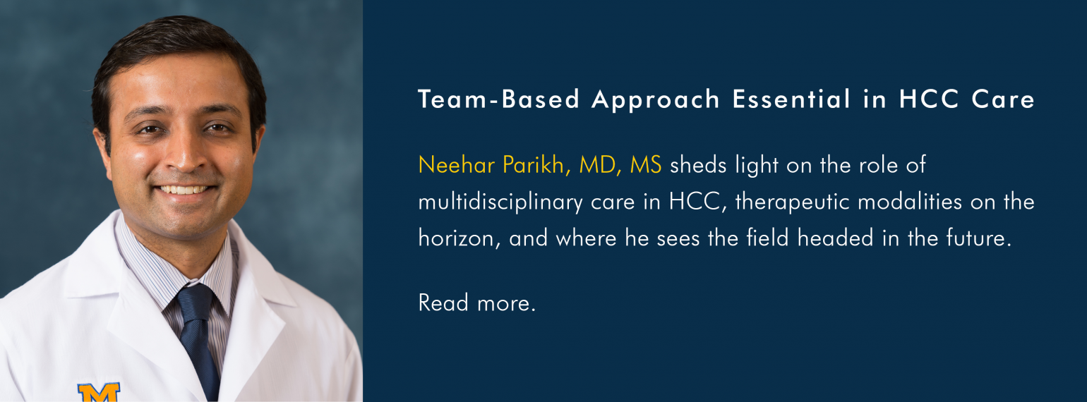 Team-Based Approach Essential in HCC Care