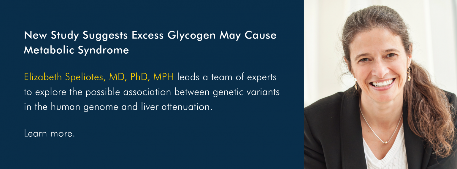 New Study Suggests Excess Glycogen May Cause Metabolic Syndrome