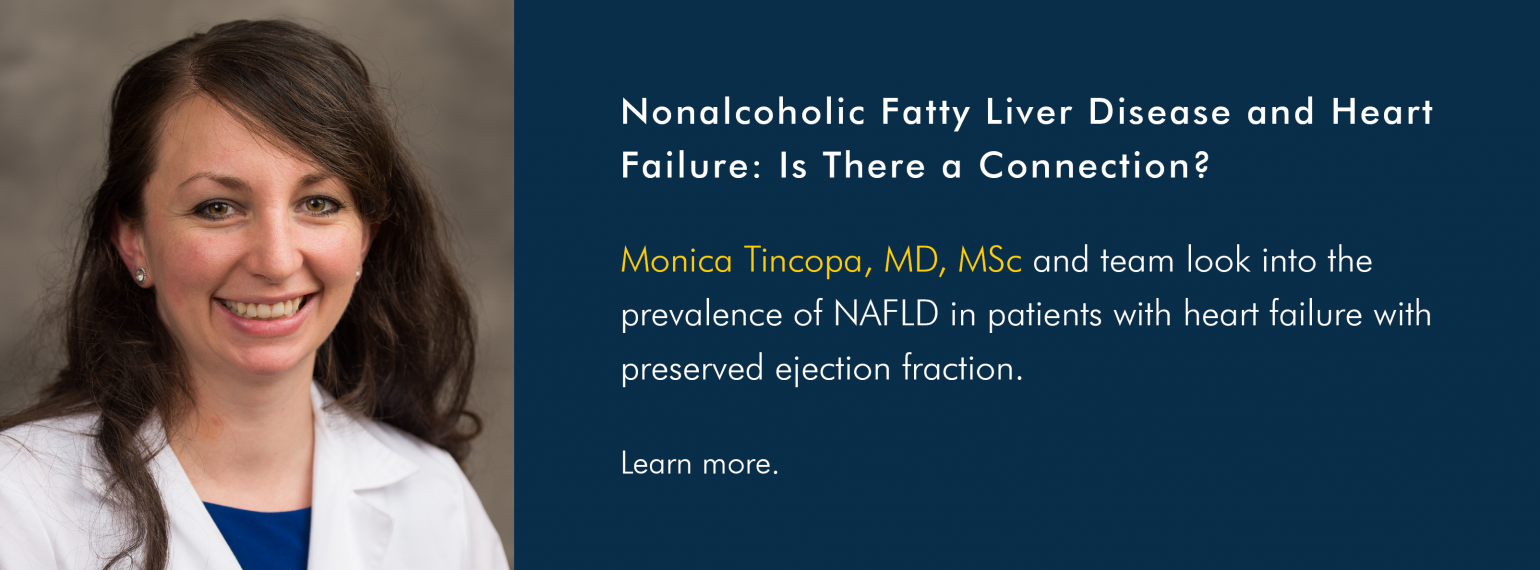 Nonalcoholic Fatty Liver Disease and Heart Failure: Is There a Connection?