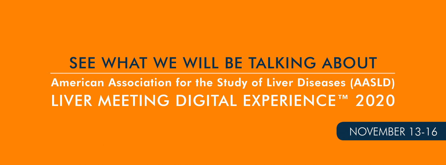 Liver Meeting Digital Experience™ 2020