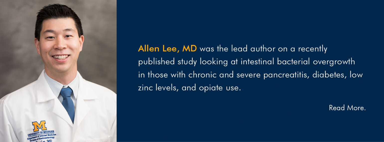 U-M Allen Lee Research Study