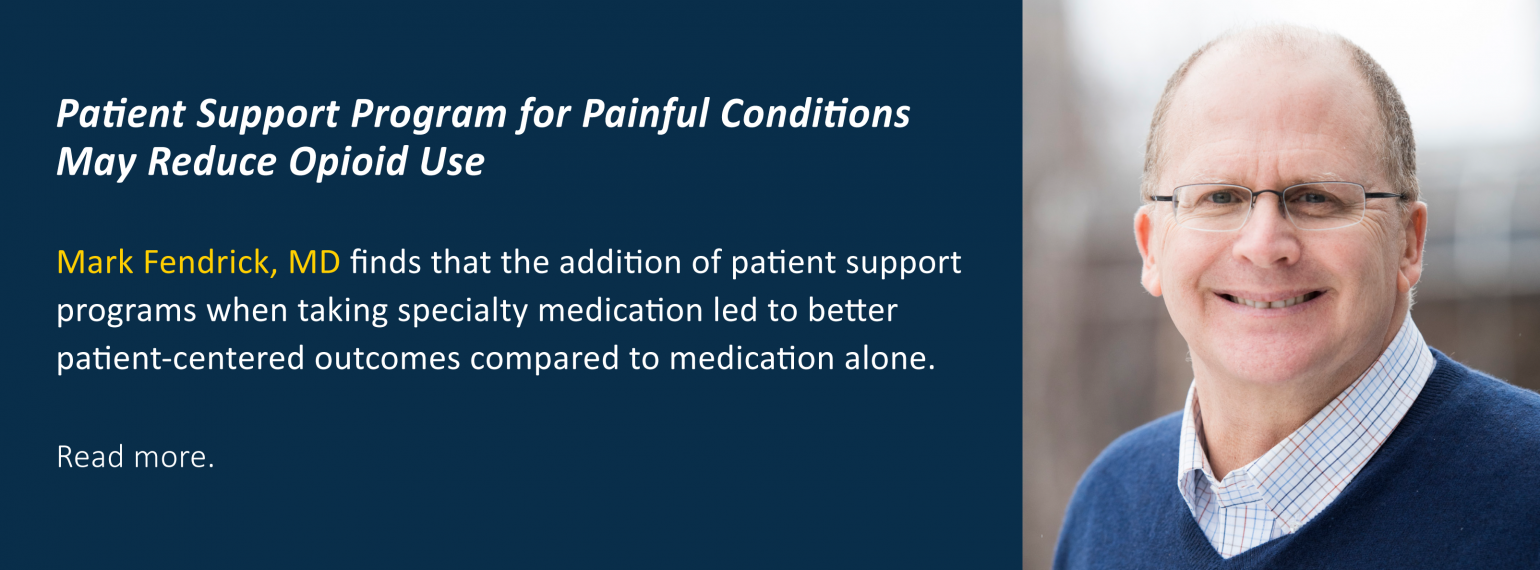 Patient Support Program for Painful Conditions May Reduce Opioid Use