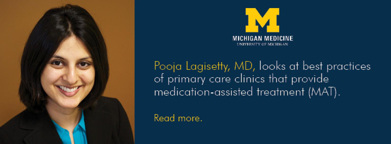U-M Division of General Medicine, Dr. Pooja Lagisetty