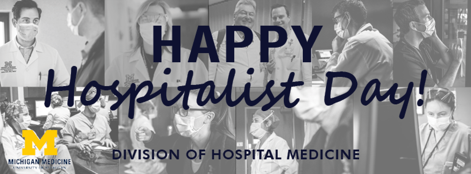 Happy National Hospitalist Day!