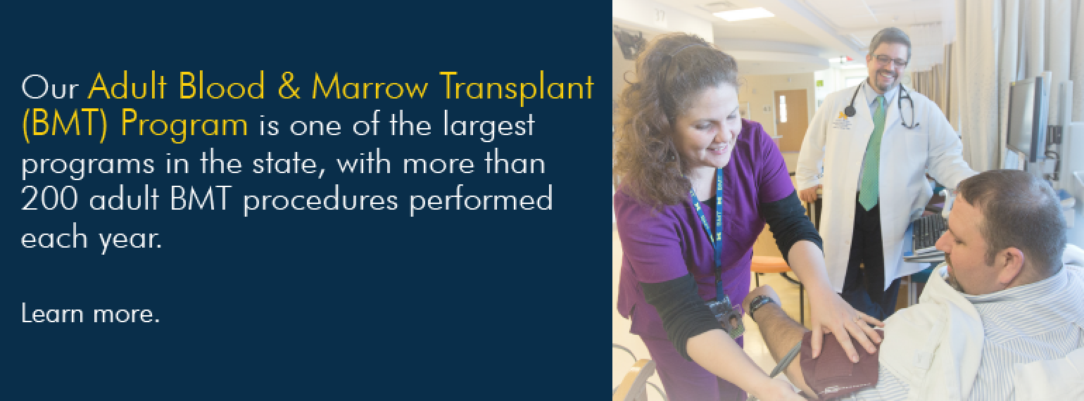 U-M Blood & Marrow Transplant (BMT) Program