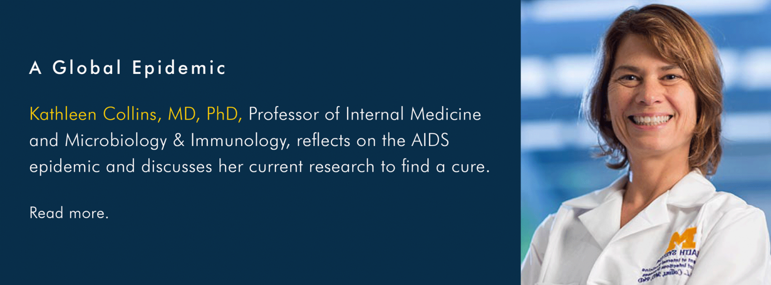 U-M Infectious Diseases Division, Dr. Kathleen Collins