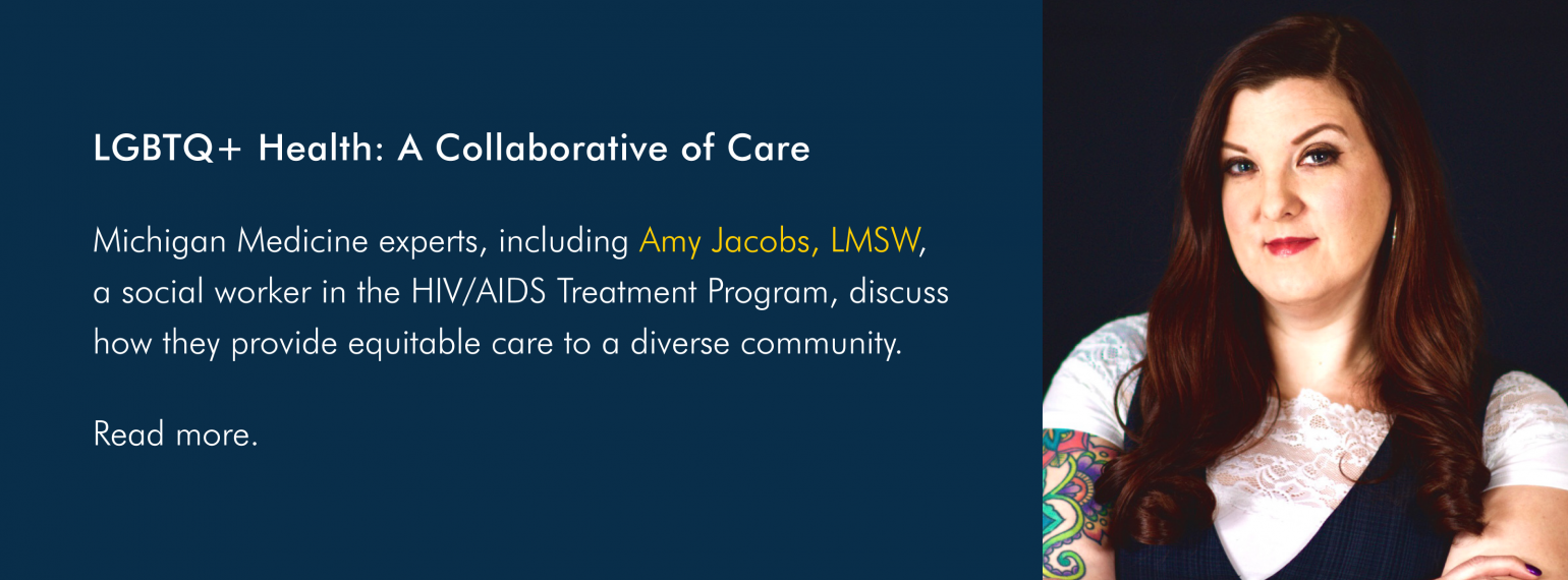 LGBTQ+ Health: A Collaborative of Care