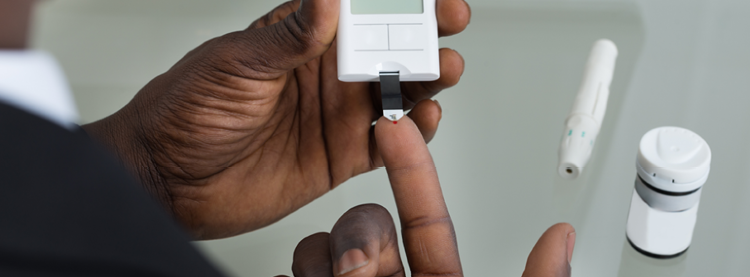 No More Finger Pricks: A CGM Benefits Diabetes Patients in More Ways Than One