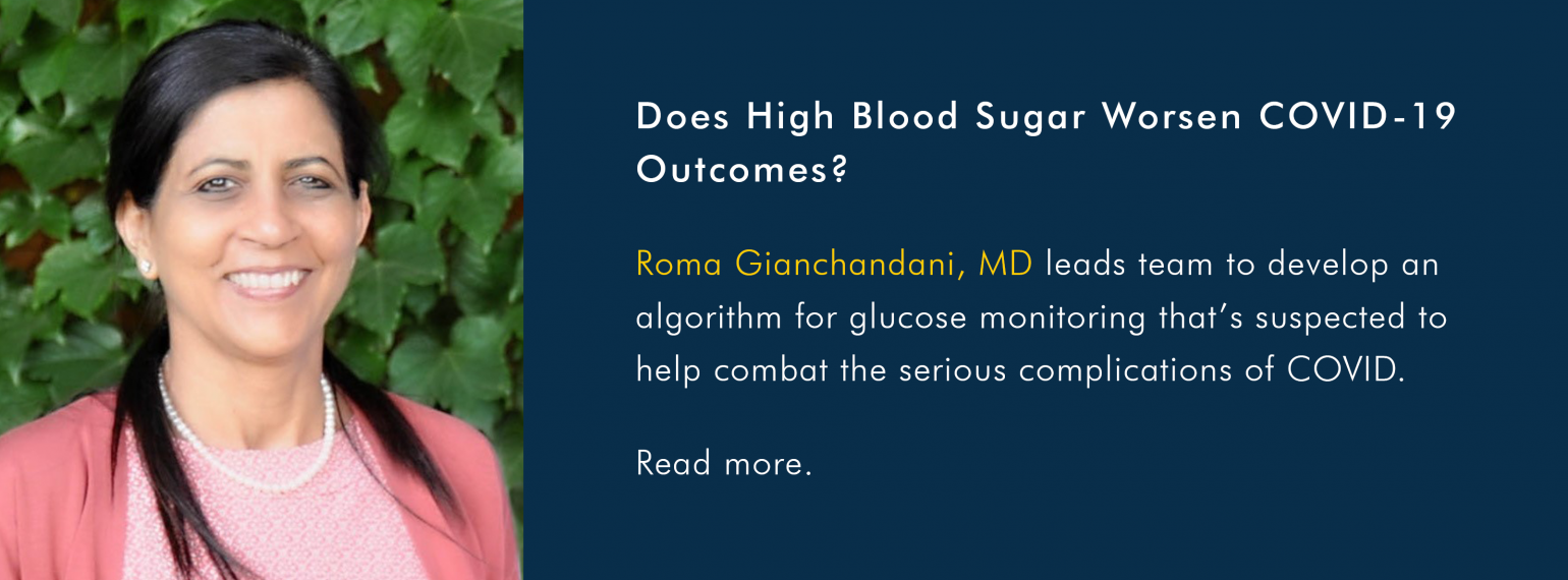 Does High Blood Sugar Worsen COVID-19 Outcomes?