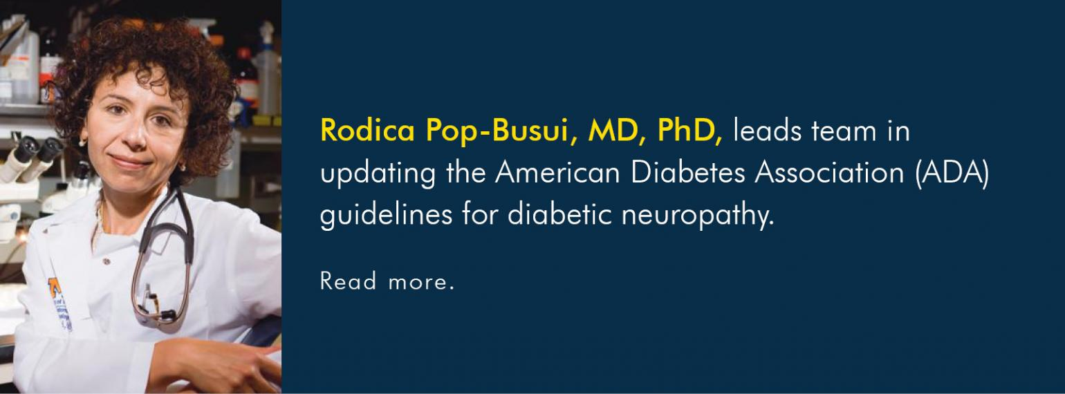 Rodica Pop-Busui, MD, PhD