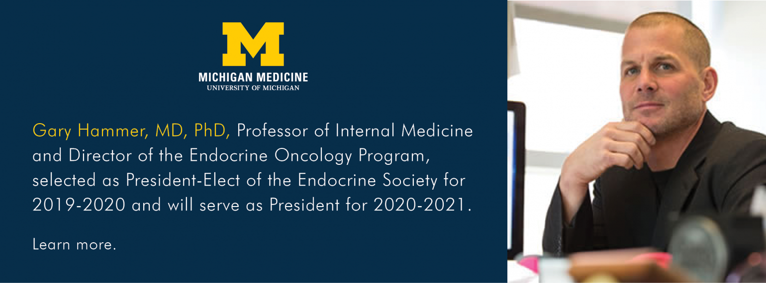 U-M MEND Division, Dr. Gary Hammer