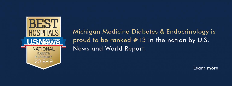 Michigan Medicine Diabetes and Endocrinology