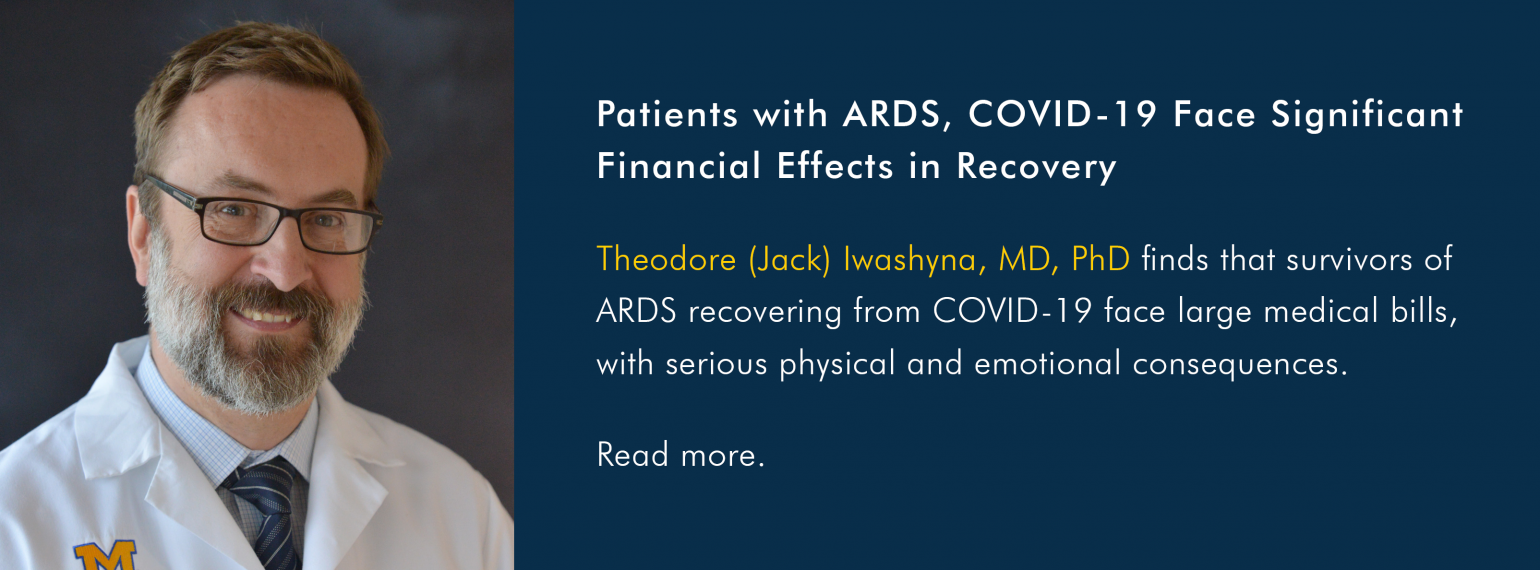 Patients with ARDS, COVID-19 Face Significant Financial Effects in Recovery