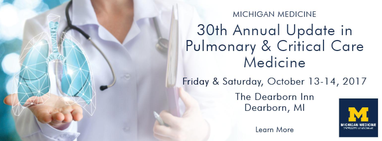 U-M Update in Pulmonary and Critical Care Medicine Course