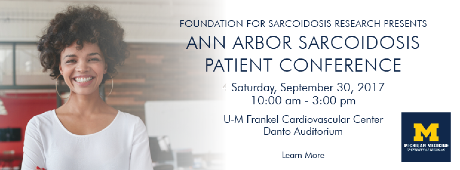 Ann Arbor Sarcoidosis Patient Conference