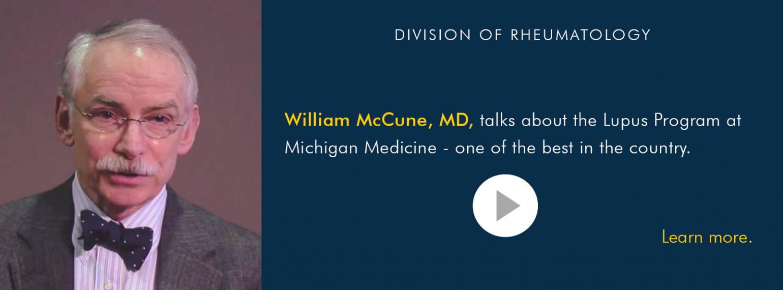 Lupus Program | Internal Medicine | Michigan Medicine | University