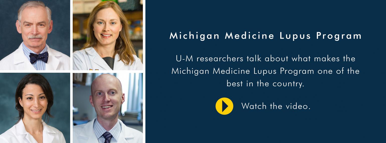 Michigan Medicine Lupus Program