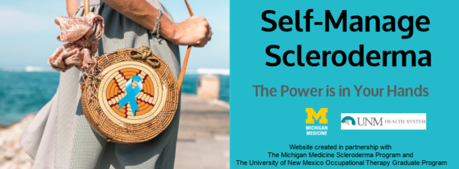 U-M Scleroderma Program, Self-Manage Scleroderma FaceBook