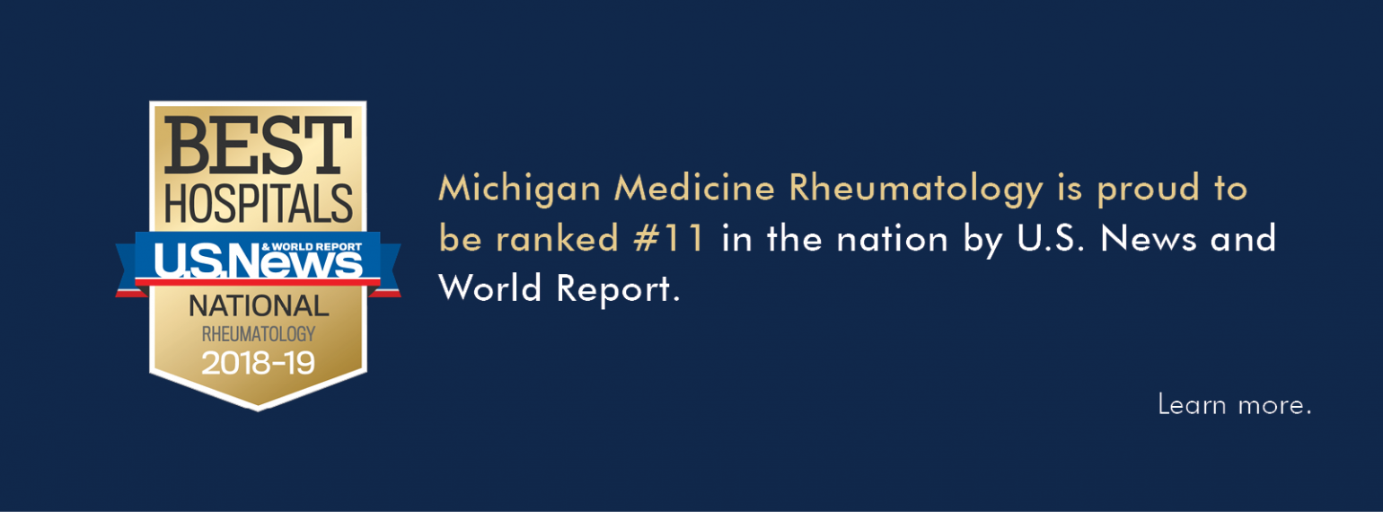 Michigan Medicine Rheumatology