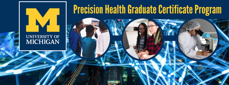 Precision Health Certificate Carousel