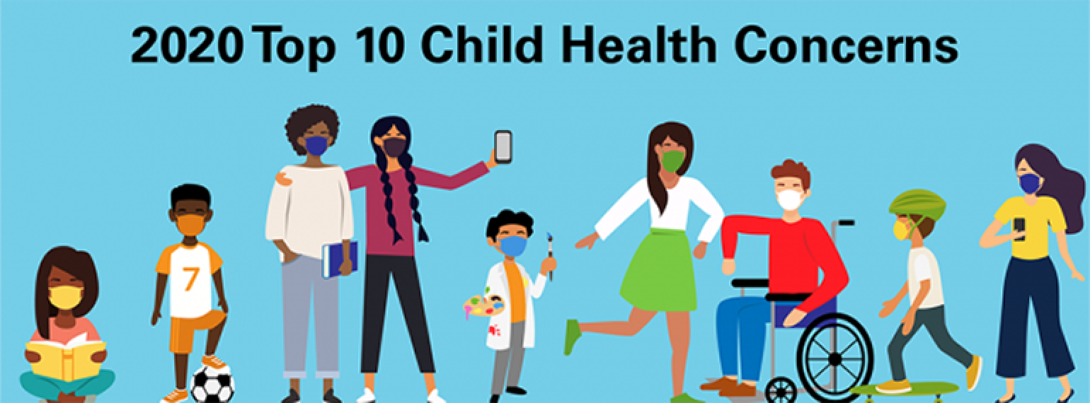 Top 10 Child Health Concerns of 2020