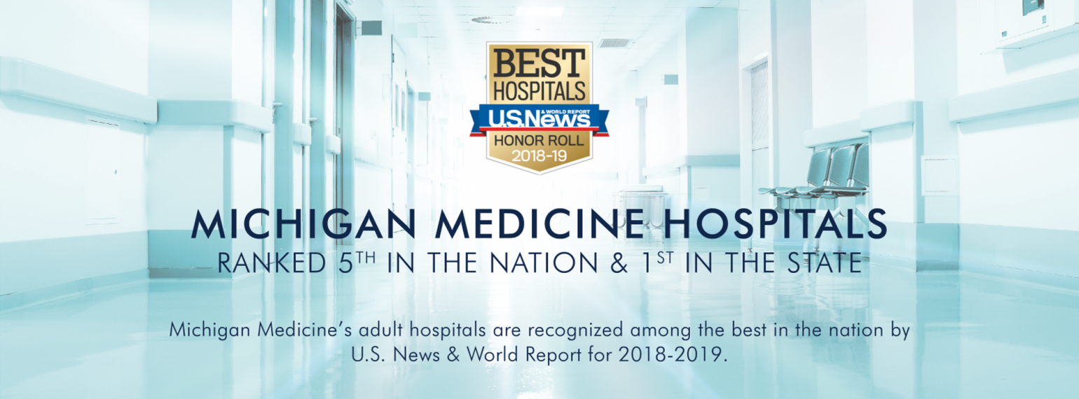 US News Hospital Rankings