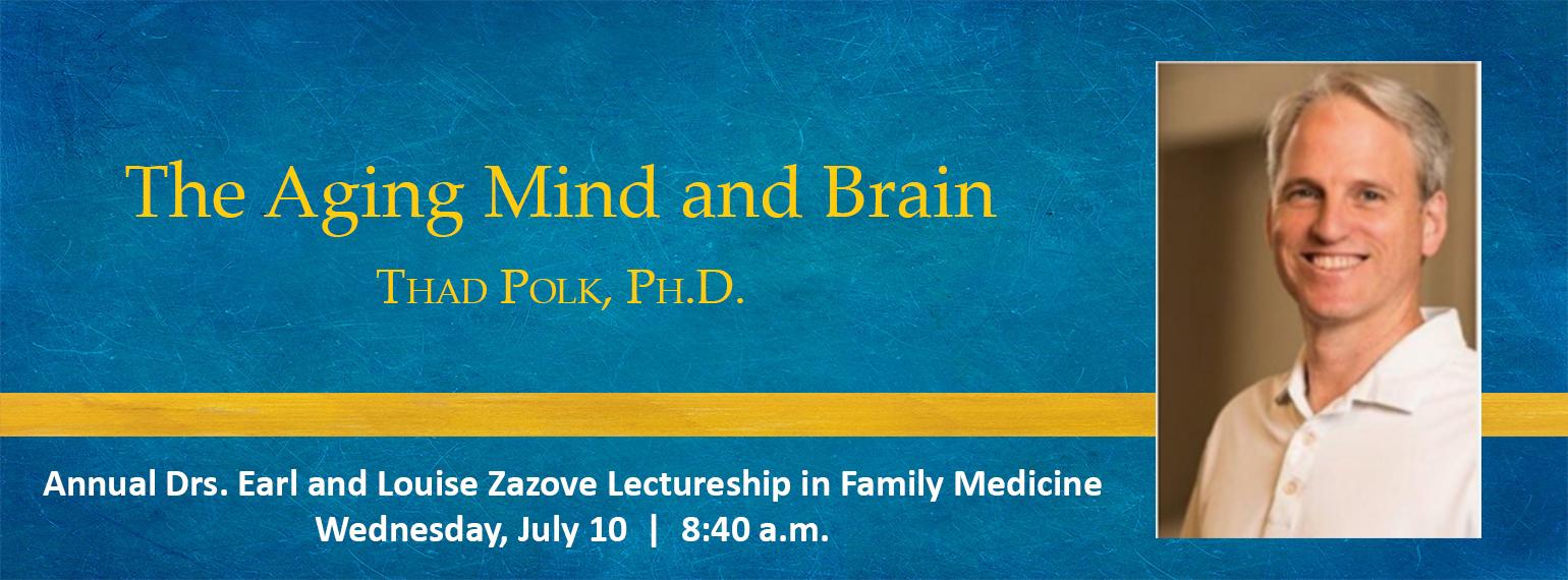 The Aging Mind and Brain 2019
