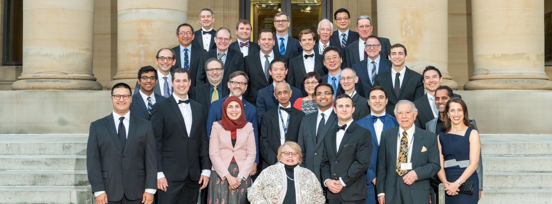 2018 Neurosurgery Faculty & Residents at the Centennial Celebration