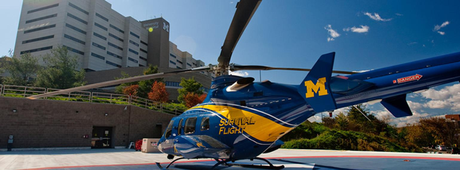 Survival Flight & Pediatric Critical Care