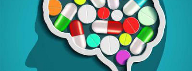 Pic of pills in brain