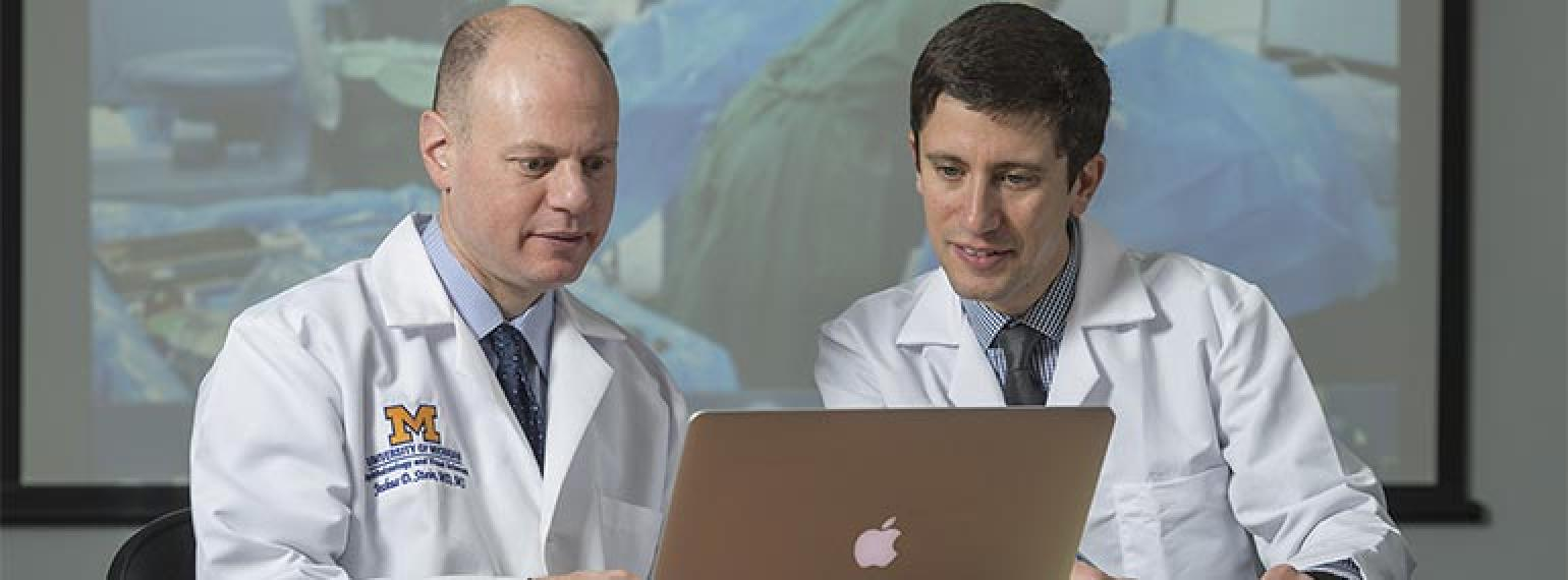 Joshua Stein, MD and Joshua Ehrlich, MD