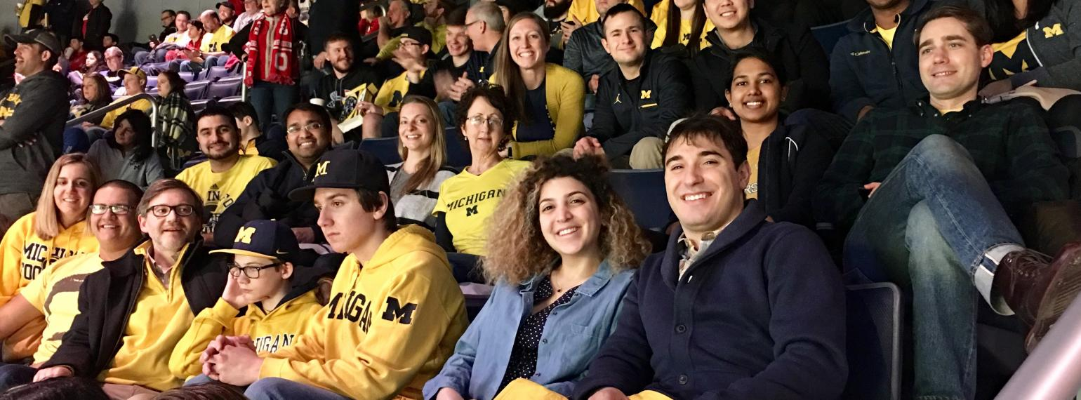 Michigan Sports Outings