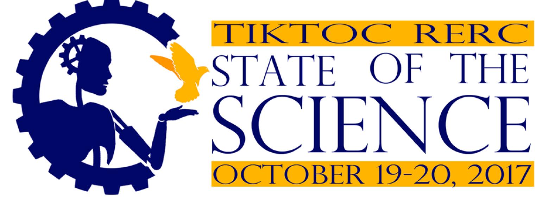 TIKTOK State of the Science Logo