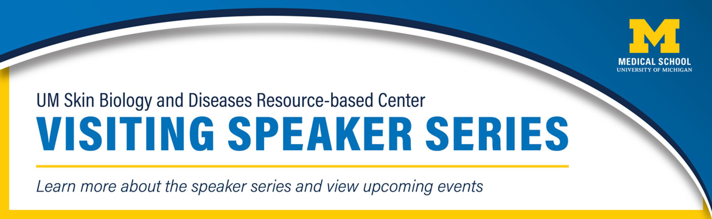 Visiting Speaker Series