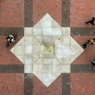 University of Michigan Diag