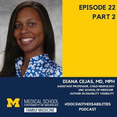 Diana Cejas, MD Thumbnail Ep. 22 part 2