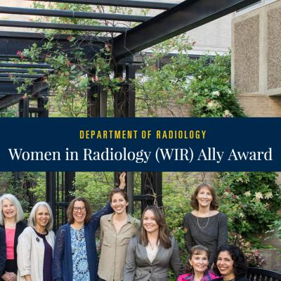 Women in Radiology Ally Award
