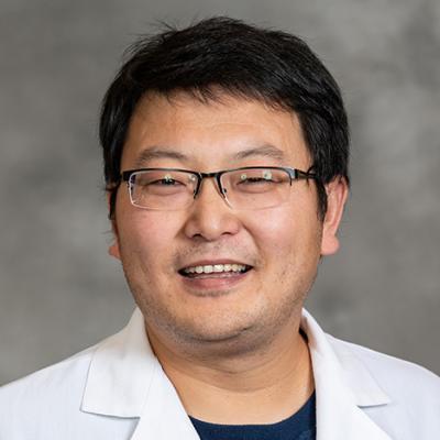 Dr. Kai Guo headshot