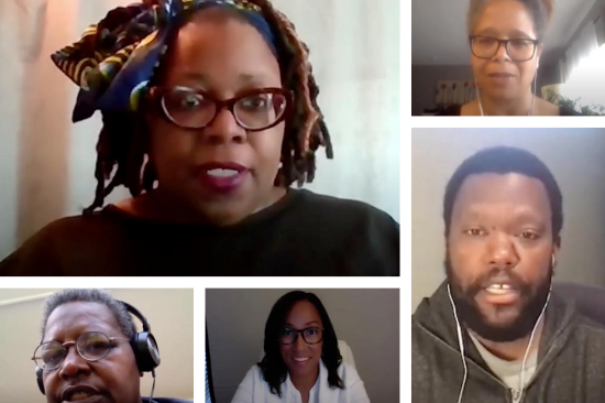 Black patient stories sharing experiences at Michigan Medicine