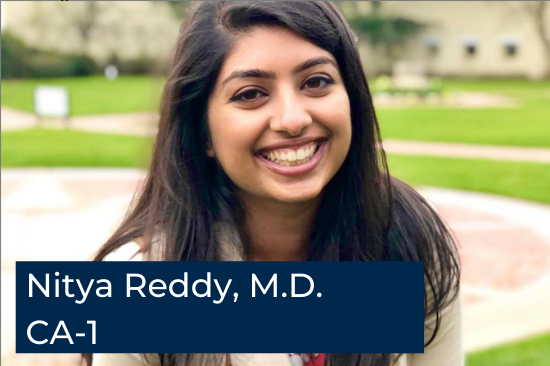 Meet Nitya Reddy