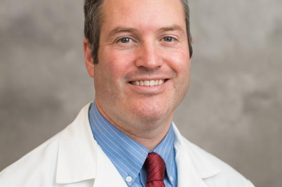 photo of Dr. Brian Callaghan