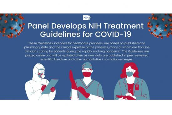 NIH Treatment Guidelines Image