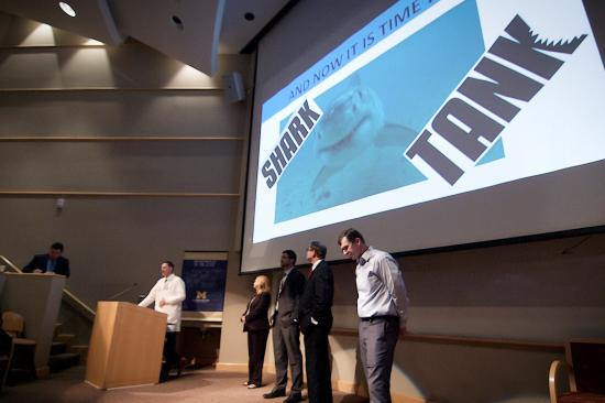 Surgical Innovation Prize Shark Tank-style Grand Rounds
