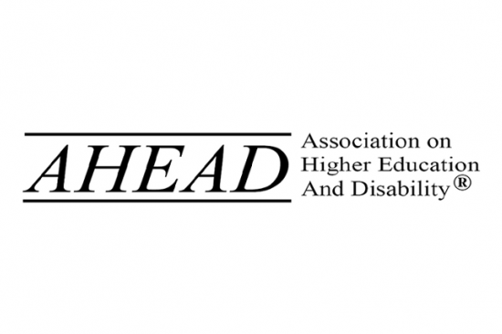 Association for Higher Education in Disability Logo