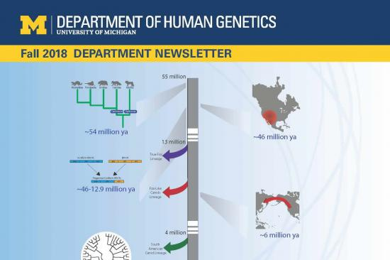 2018 Department of Human Genetics Newsletter