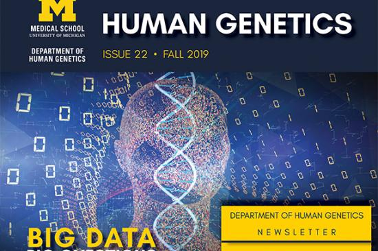 2019 Department of Human Genetics Newsletter
