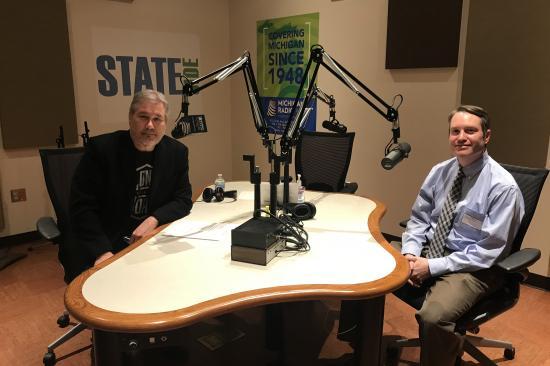 Dr. Callaghan on Stateside, NPR