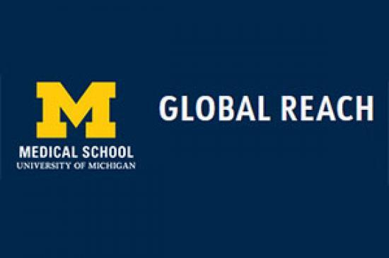 UMMS Global REACH logo